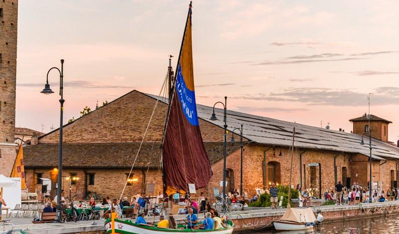 Cervia an der italienischen Adriaküste ist viel zu schön, um den Urlaub nur im Familienhotel am Strand zu verbringen. (#3)