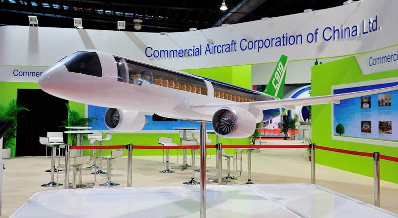 """Nachdem die C919 von Comac in 2017 den Erstflug erfolgreich absolviert hatte, gab es jüngst eine weitere Erfolgsmeldung: Der """"Ultimate Load Test"""" wurde am 12. Juli 2018 ebenfalls in Shanghai abgeschlossen, und zwar mit Erfolg! (#02)"""