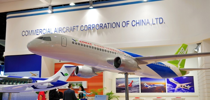 Comac C919: Passagierjet aus China