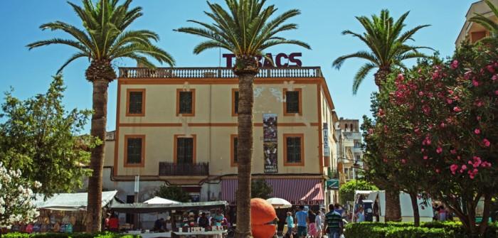 Glückshotel Mallorca buchen: auch und gerade kleine Orte wie hier Felanitx umfangen uns mit ihrem mediterranen Flair.